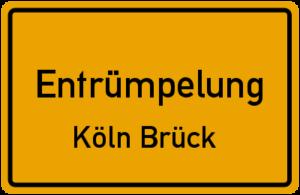Entrümpelung.Köln Brück
