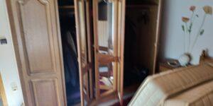 Entrümpelung Schlafzimmer
